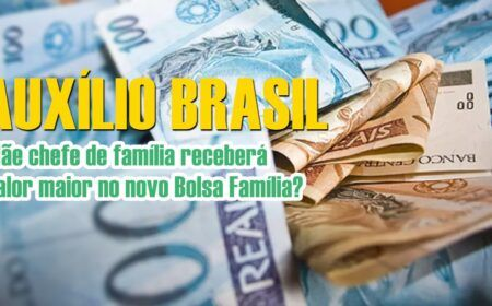 Auxílio Brasil: Mãe chefe de família receberá valor maior no novo Bolsa Família?