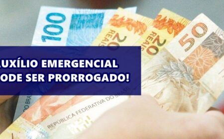 Auxílio Emergencial pode ser prorrogado: Entenda o motivo