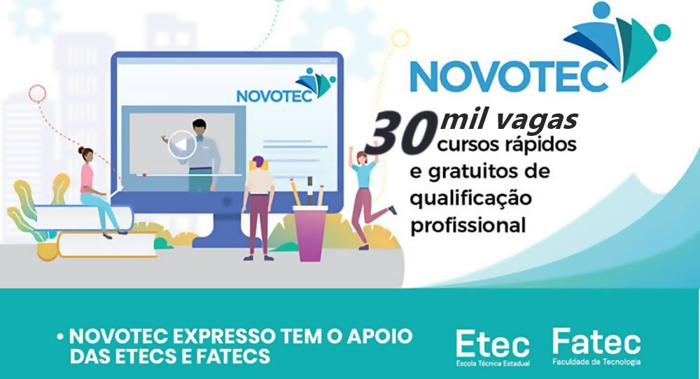 Bolsas-Auxílio Cadastro 30 mil vagas com bolsa de até R$ 600 a estudantes da rede pública