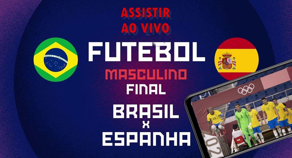 Brasil x Espanha ao vivo Veja onde assistir, escalação, horário e palpite do jogo pela final das Olimpíadas