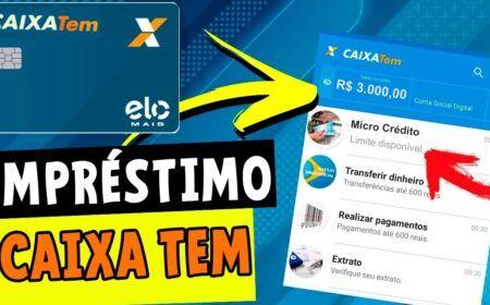 Brasileiros de baixa renda poderão solicitar cartão e empréstimos pelo Caixa Tem: Veja como