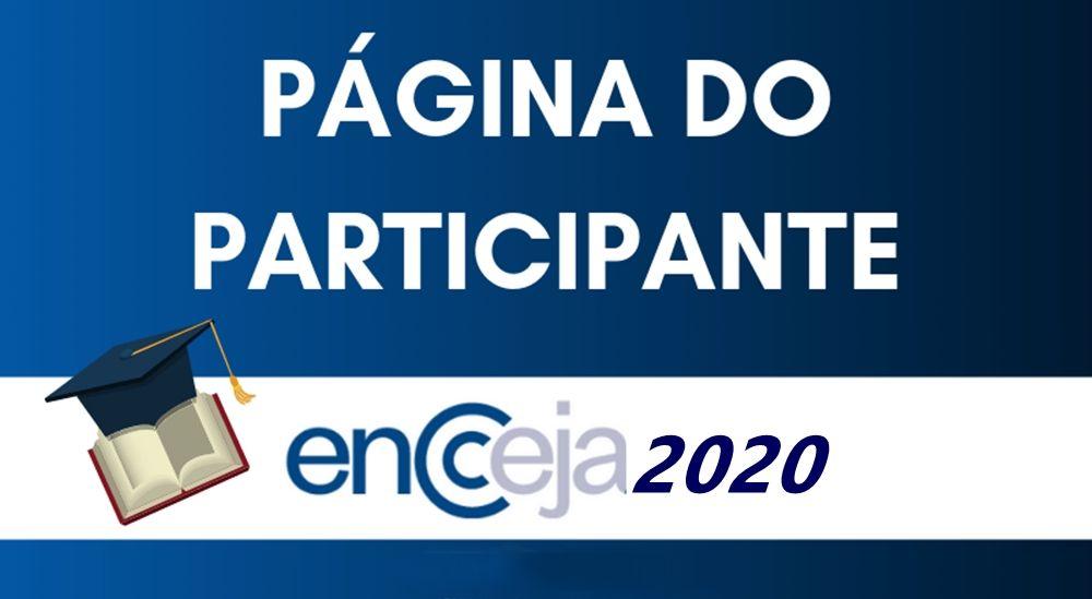Como Acessar a Página do Participante Encceja 2021 Inep Local de prova, resultado e mais