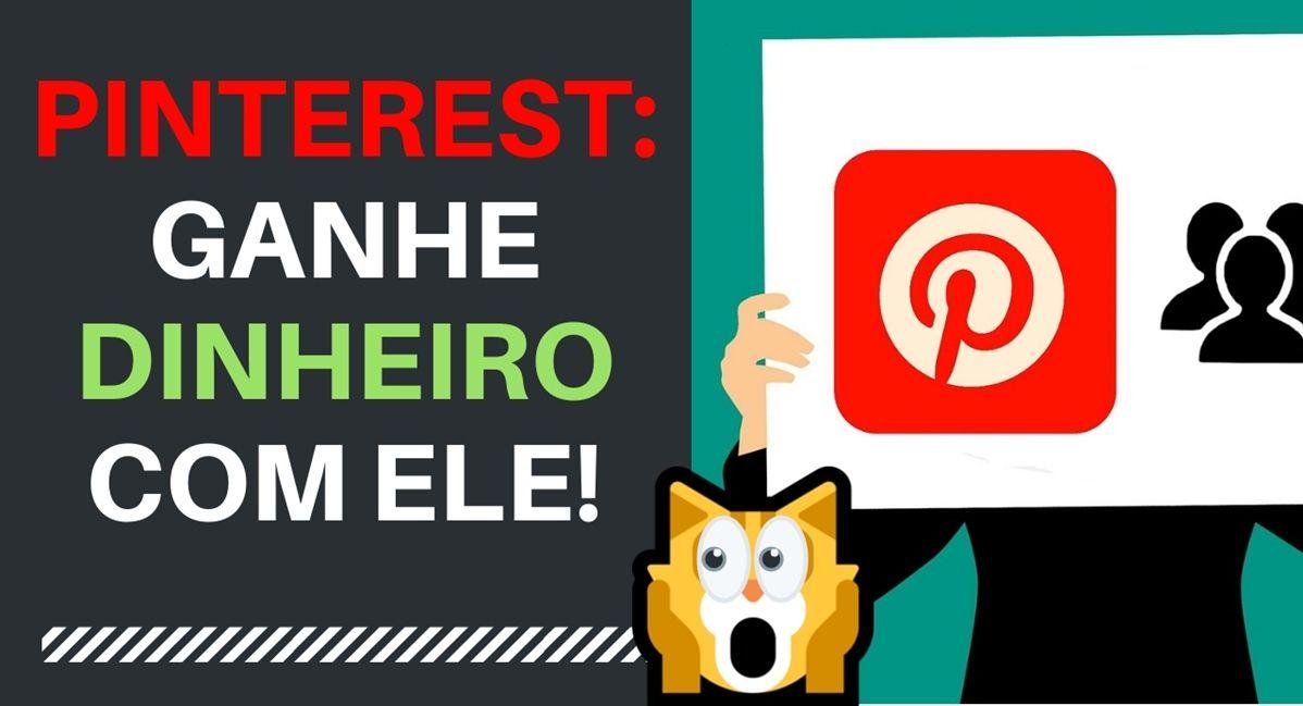 Como Ganhar Dinheiro no Pinterest Site libera opções de monetização - Veja como funciona