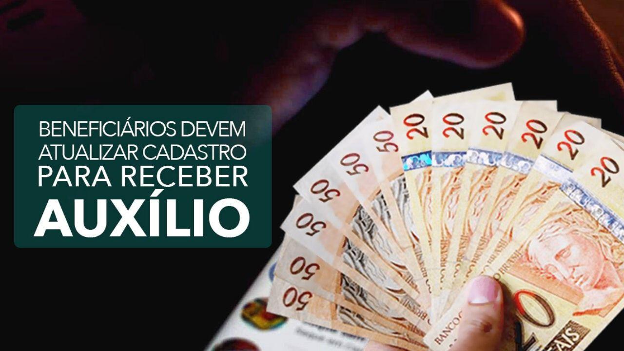 Como atualizar cadastro para receber o Auxílio Brasil Passo a passo para ter direito ao novo Bolsa Família