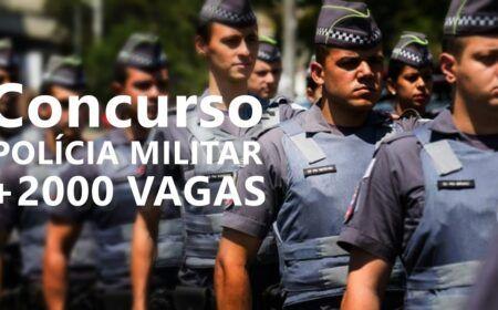Cronograma Concurso Polícia Militar: 2 mil vagas para nível médio – Inscrições, datas, cargos e salários
