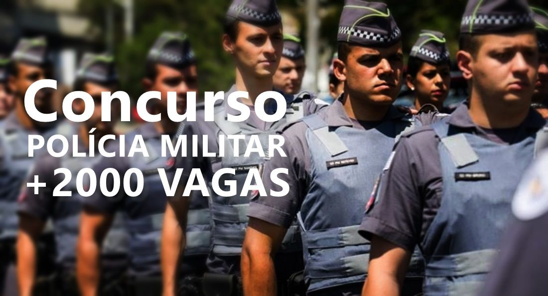 Cronograma Concurso Polícia Militar