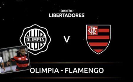 Flamengo x Olimpia Onde Assistir ao Vivo Online: Escalação, Desfalques e Palpites do Jogo pela Libertadores