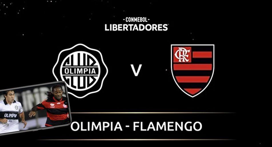 Flamengo x Olimpia Onde Assistir ao Vivo Online Escalação, Desfalques e Palpites do Jogo pela Libertadores