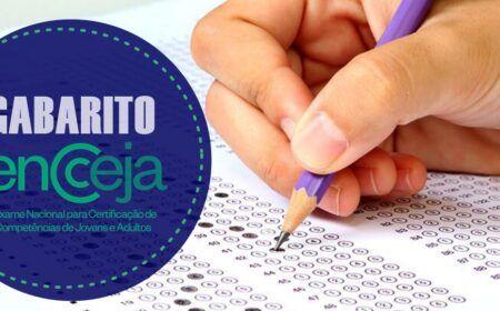 Gabarito Encceja 2021 e Resultado Final: Veja a correção das provas e quando sai o resultado oficial do Exame