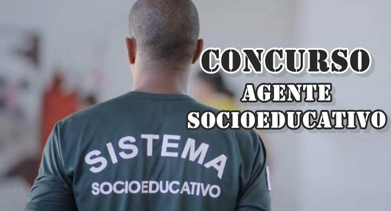 Inscrição Concurso Agente Socioeducativo 2021 Vagas para nível médio com remuneração de R$ 3.062,36