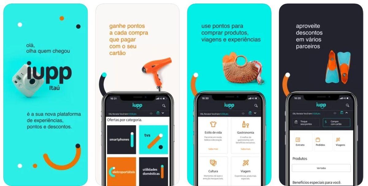 Iupp App Itaú O que é, como Baixar e Resgatar os Pontos