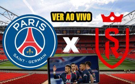 Jogo PSG x Reims Ao Vivo: Saiba como assistir a estreia de Messi ao lado de Neymar