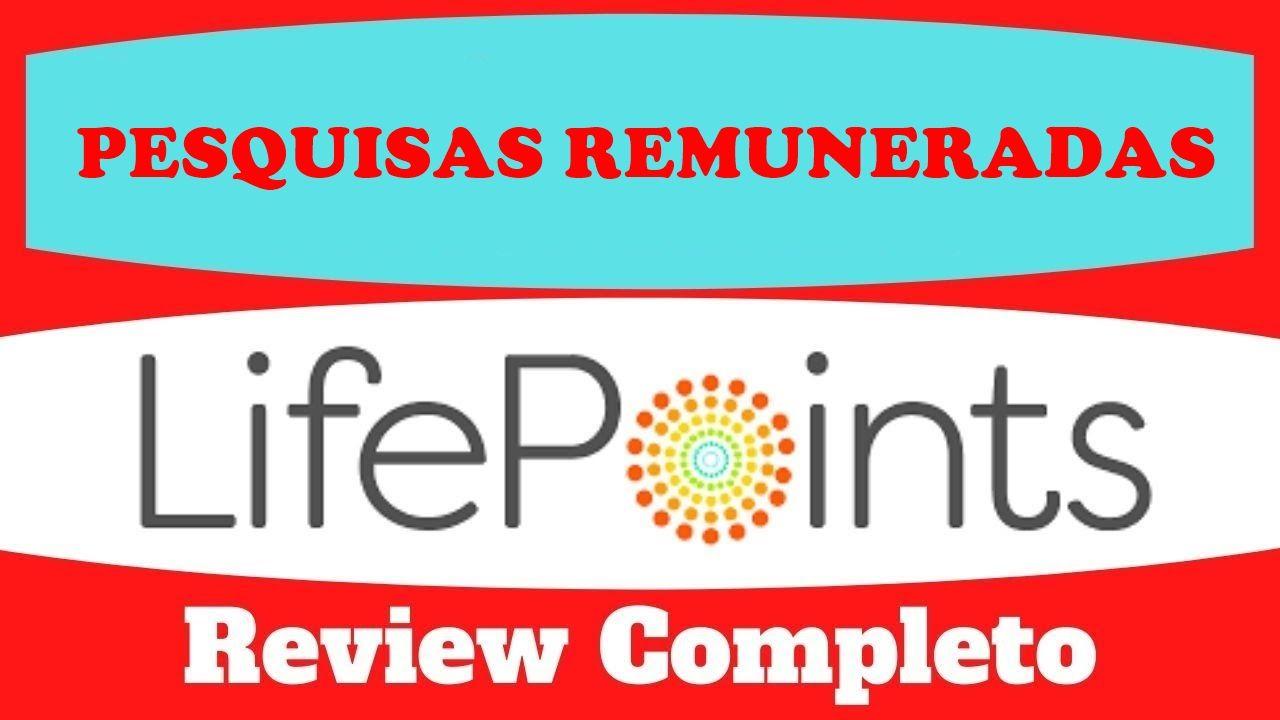 LifePoints Login Receba R$ por sua opinião - Participe de pesquisas e ganhe por isso!
