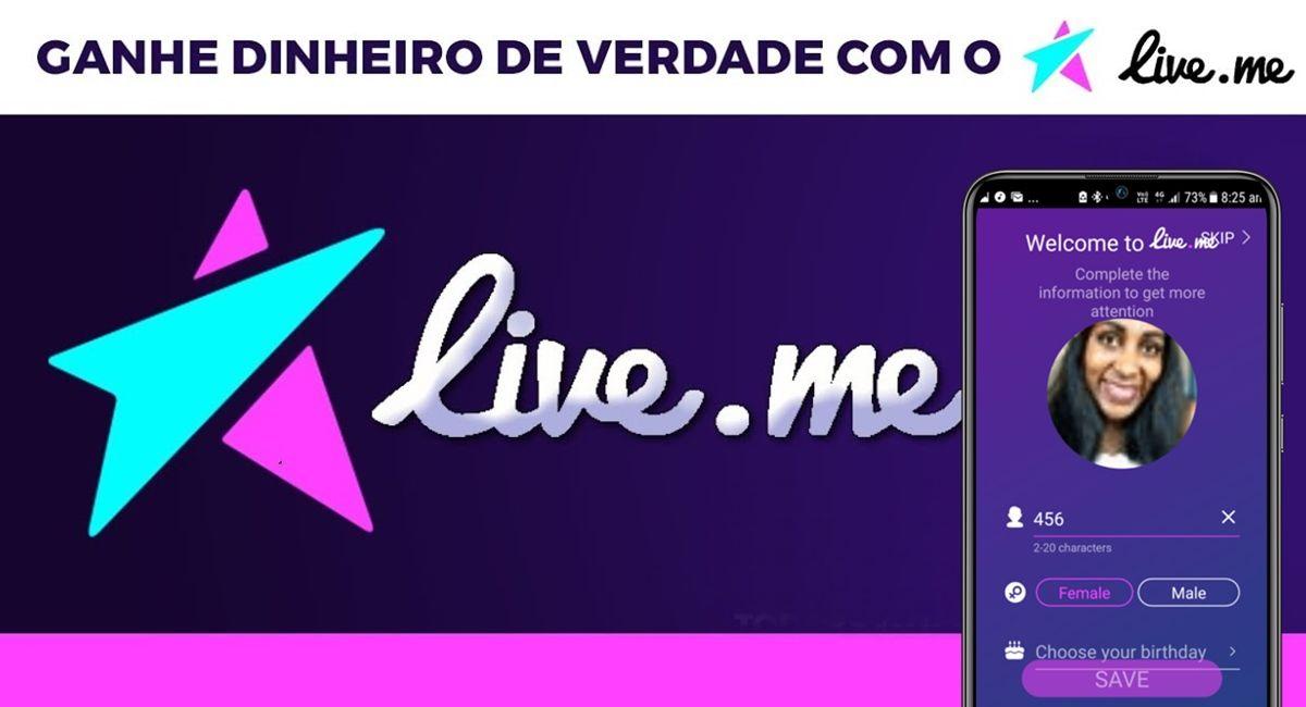 Liveme App Como funciona o aplicativo e conheça as brasileiras que lucram até R$ 38 mil por mês usando a plataforma