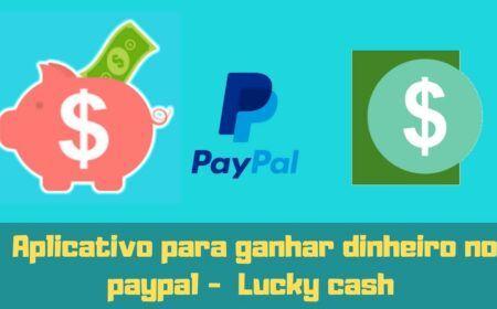 Lucky Cash é confiável? Aplicativo promete pagar em euro pelo PayPal com tarefas simples