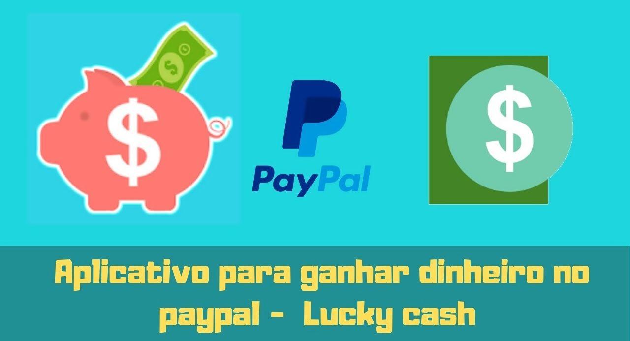 Lucky Cash é confiável Aplicativo promete pagar em euro pelo PayPal com tarefas simples