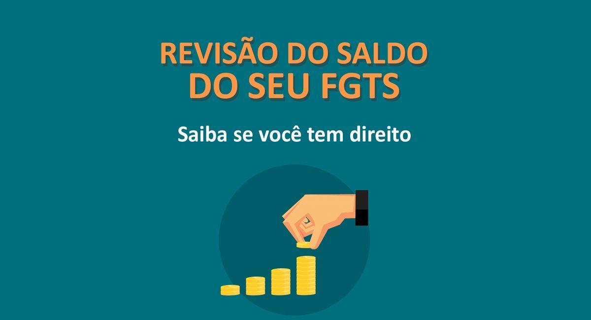 Milhares de brasileiros podem receber a Revisão do FGTS com valor médio acima de R$10 mil