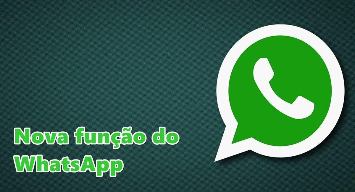 Nova Função do WhatsApp destrói conversas em até 1 semana Veja como usar o recurso