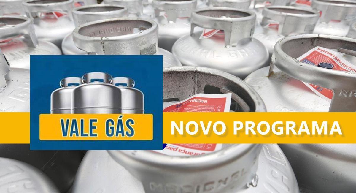 Novo Programa Cartão Gás