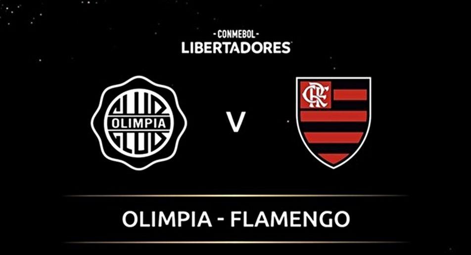Olimpia x Flamengo ao Vivo Onde Assistir Escalações, confrontos, palpite e arbitragem