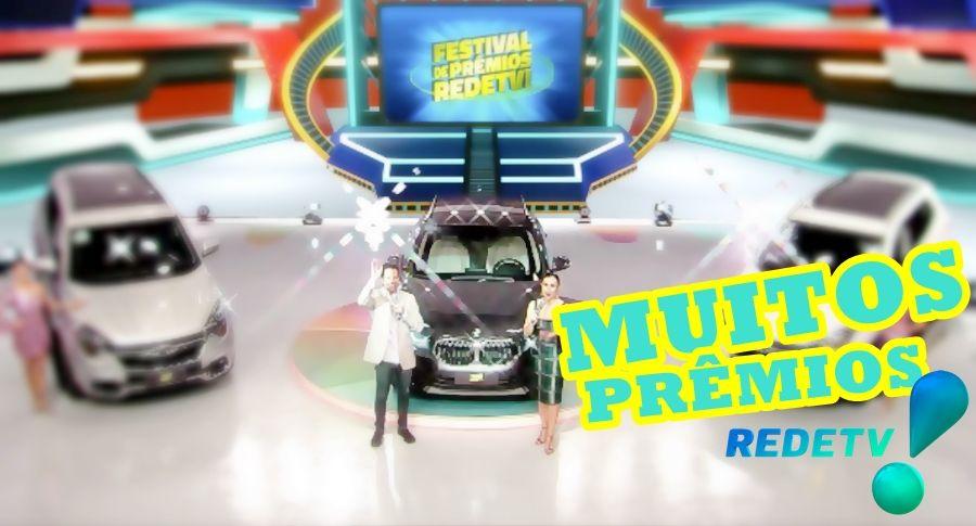 RedeTV Plus Cadastro Promoção Como Participar, Sorteios, Prêmios e Ganhadores