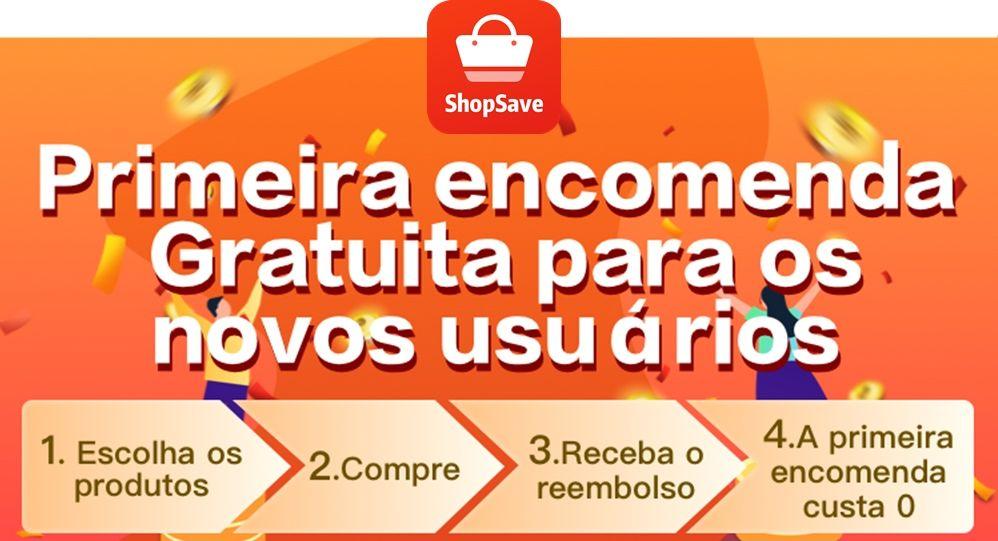 ShopSave é confiável Receba ofertas e ganhe super cashback e cupons