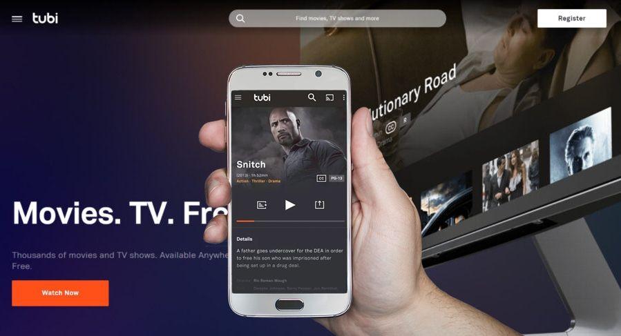 Tubi TV App Filmes, Séries, Free TV em Full HD Online e Grátis