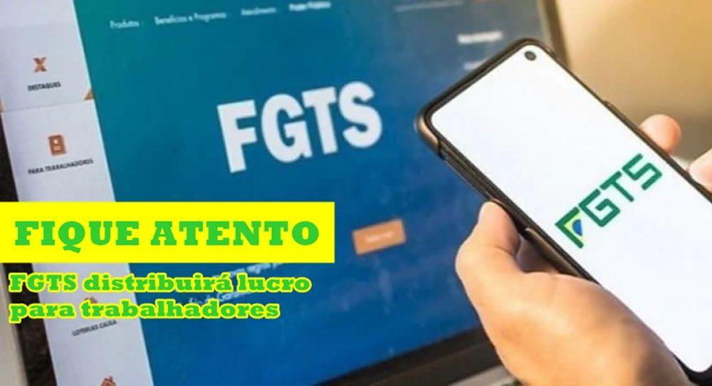 Veja como será distribuído o lucro de R$ 8,5 bilhões do FGTS ao trabalhador