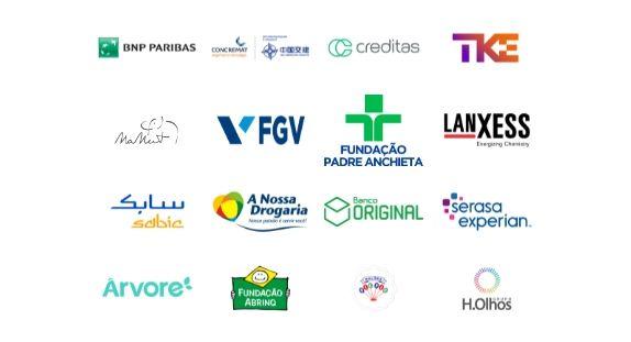 empresas confirmadas no Feirão de Estágio Nube