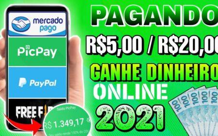 10 sites e apps para ganhar dinheiro na internet: Pagamentos via Pix, PicPay, PayPal e Lojas Virtuais