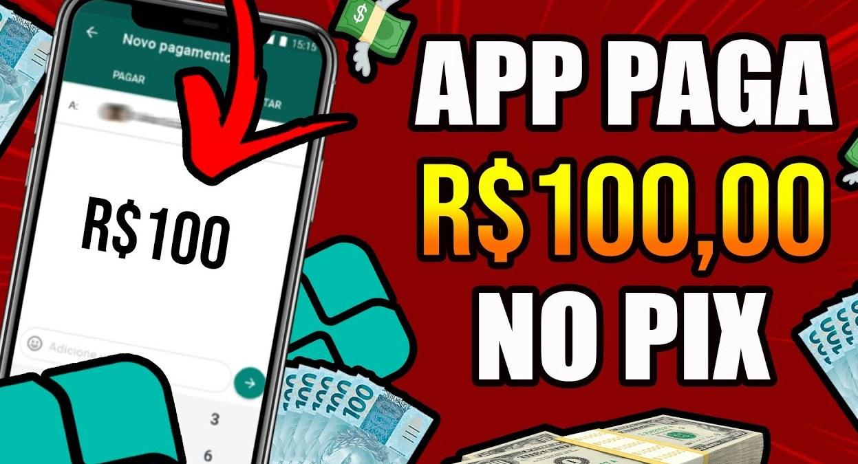 Apps que prometem pagar rápido via Pix Pagamentos para jogar, realizar tarefas e pesquisas