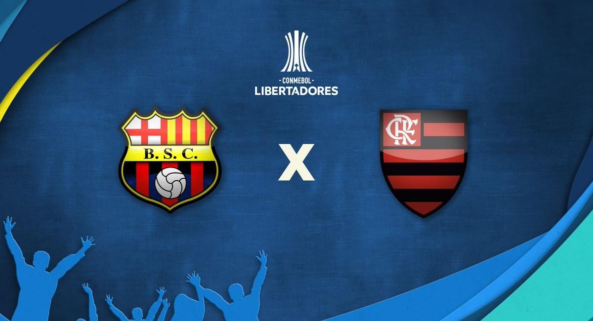 Barcelona-EQU x Flamengo ao Vivo Onde assistir online, escalação, horário, palpites, arbitragem e raio-x