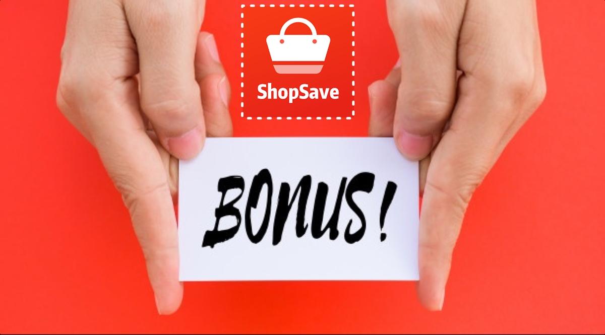 Bônus ShopSave de R$1000 é real Aplicativo está pagando para usuários realizarem tarefas