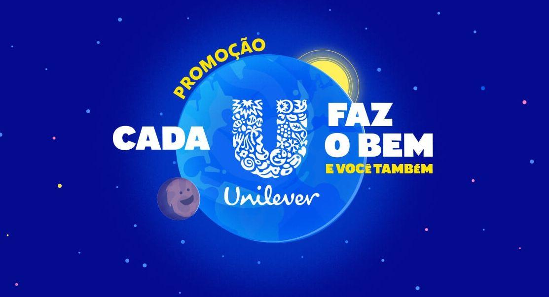 Cada U Faz o Bem Promoção Unilever 2021 Cadastro, Produtos, Prêmios, Sorteios e Ganhadores