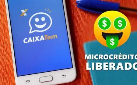 Caixa Tem vai liberar R$ 10 bi em microcrédito: Caixa usará app oficial do Auxílio para liberar crédito