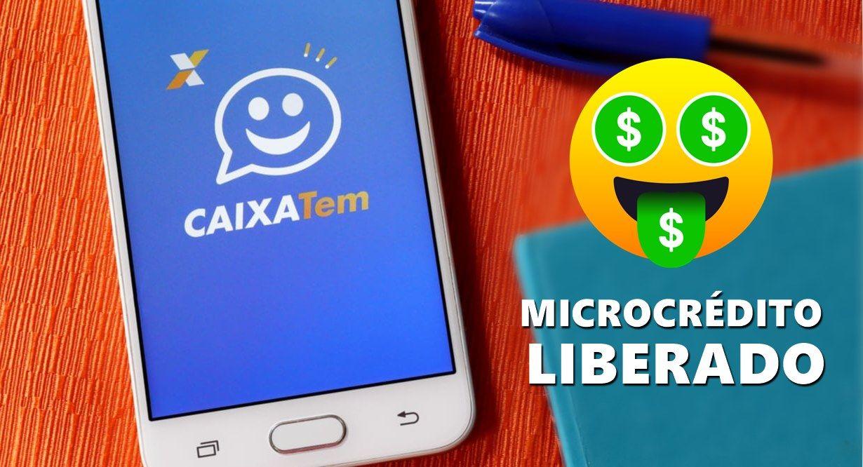 Caixa Tem vai liberar R$ 10 bi em microcrédito Caixa usará app oficial do Auxílio para liberar crédito