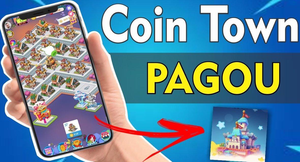 Coin Town App Aplicativo está prometendo os melhores ganhos entre os apps - Veja como jogar e receber