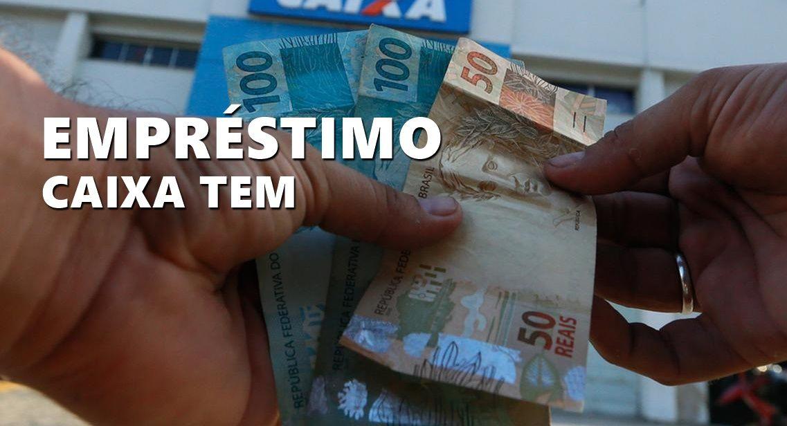 Como Solicitar Empréstimos no Caixa Tem R$ 200, R$ 300, até R$ 3 mil com taxa de 1,09% ao mês