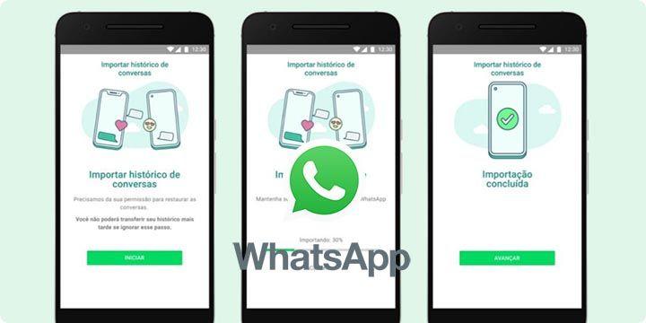 Como passar o WhatsApp para outro celular