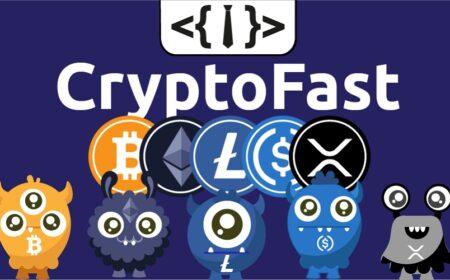 CryptoFast App: Receba em Bitcoin e Ethereum para jogar através desse aplicativo – Pagamento real