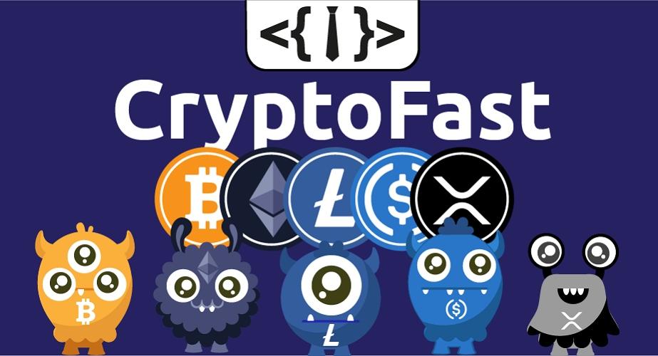 CryptoFast App Receba em Bitcoin e Ethereum para jogar através desse aplicativo - Pagamento real