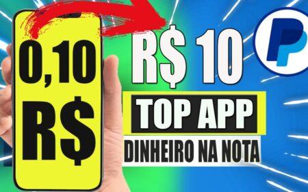 Dinheiro na Nota App: Receba parte do valor gasto em compras através desse aplicativo