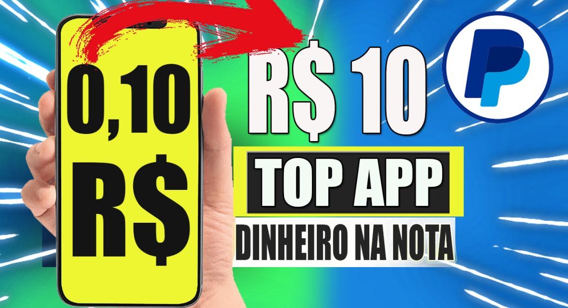 Dinheiro na Nota App Receba parte do valor gasto em compras através desse aplicativo