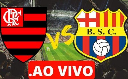 Flamengo x Barcelona Onde Assistir ao Vivo Online: Horário, escalações e arbitragem do jogo pela Libertadores