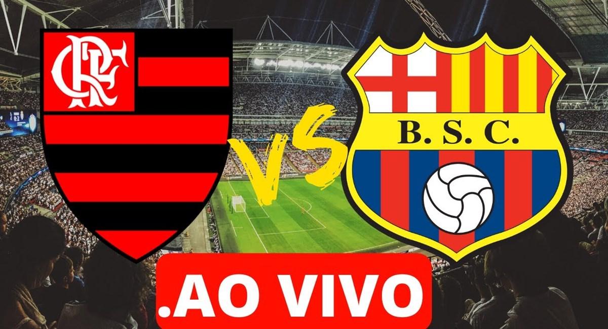 Flamengo x Barcelona Onde Assistir ao Vivo Online Horário, escalações e arbitragem do jogo pela Libertadores