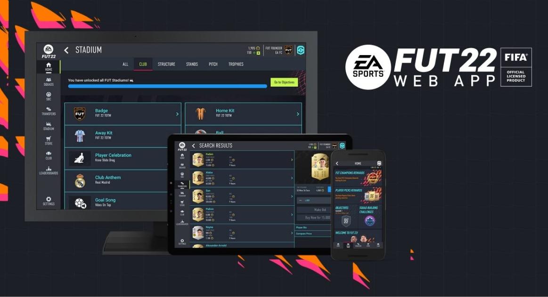 Fut Web App FIFA 22 Como entrar, dicas de negociação, acesso pelo PC e Celular
