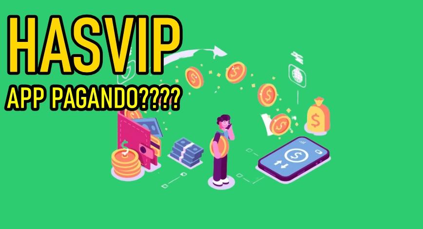 HASVIP paga mesmo? Plataforma promete R$ 28 no cadastro + R$ 4 por indicação e saque mínimo de R$ 50 - Pode confiar?