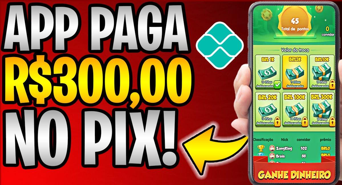 Island King Pro App Aplicativo paga de verdade para você jogar Prova de saque e como sacar