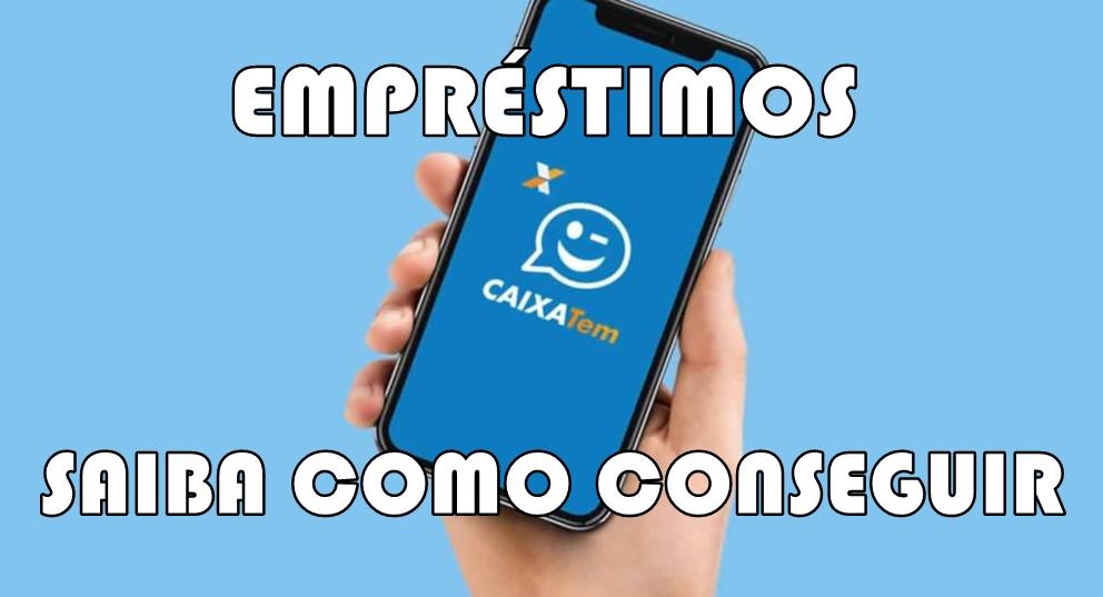 LIBERADO estão abertas as solicitações de Empréstimos Caixa Tem 2021 - Créditos entre R$ 300 e R$ 1 mil podem ser solicitados pelo celular