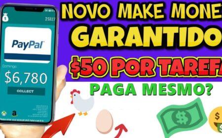 Money Ball Make Money App: Aplicativo está fazendo sucesso e paga para jogar